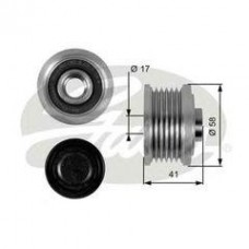 Remenica alternatora Fiat 1.9 mjet 535011210