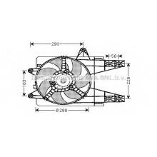Motor ventlatora Punto 1 55/60