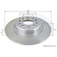 Disk kocioni zadnji Alfa 156 SW