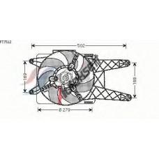 Motor ventlatora Seicento 1.1